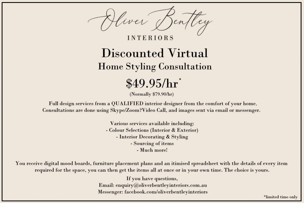 Design Services Oliver Bentley Interiors 1st Call Free